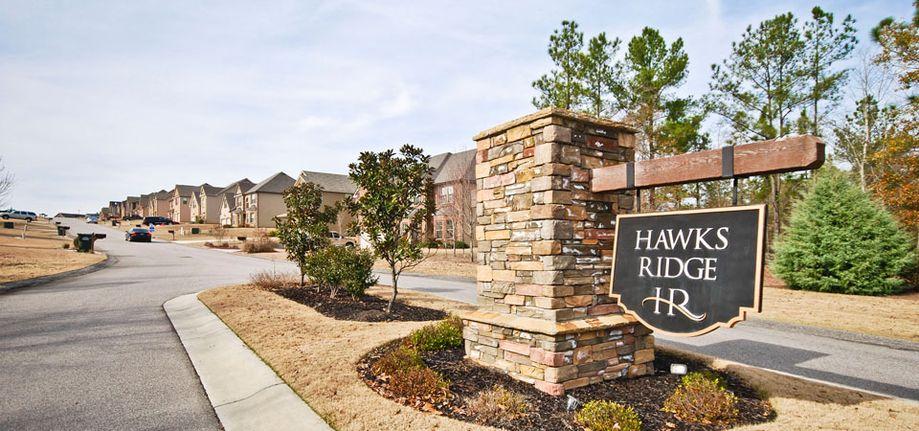 Hawks Ridge Graniteville SC