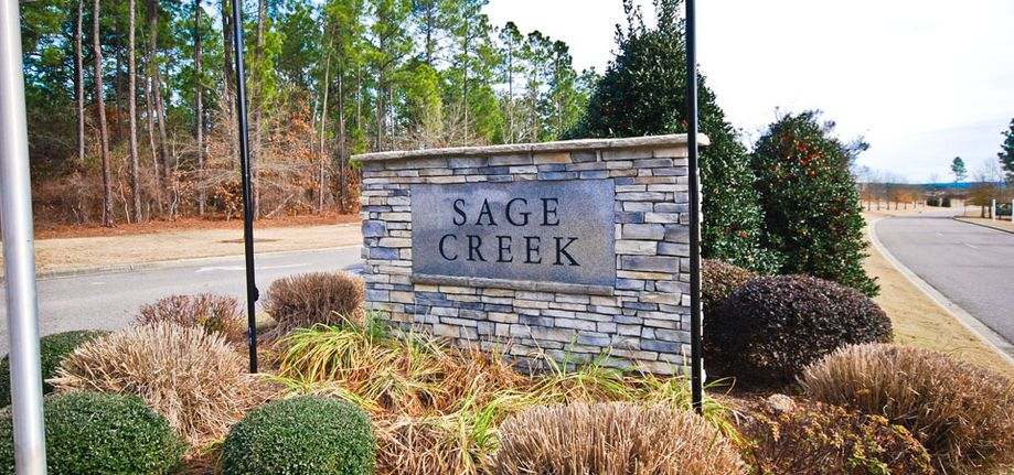 Sage Creek Graniteville, SC Real Estate